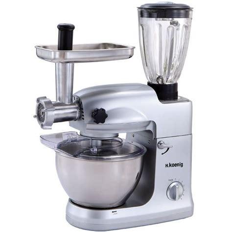 multifonction cuisine pro pétrin multifonctions pro km78 koenig 1000w achat