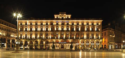 restaurant le bureau bordeaux intercontinental bordeaux le grand hotel
