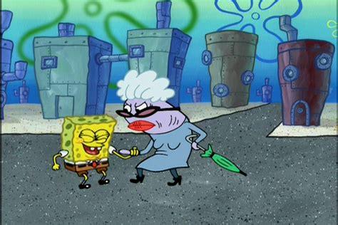 SpongeBuddy Mania - SpongeBob Episode - Crossing The Street