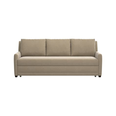Crate And Barrel Sleeper Sofa Reviews by 20 Collection Of Crate And Barrel Sleeper Sofas Sofa Ideas
