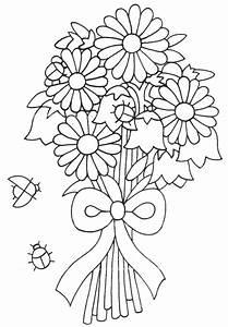Blumen Zum Ausdrucken : blumen malvorlagen kostenlos zum ausdrucken ausmalbilder blumen inside malvorlagen blumen ~ Watch28wear.com Haus und Dekorationen