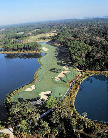 Creek Course At Hammock Dunes by Things To Do And See To Hammock Dunes