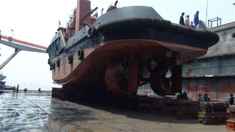 Tugboat Prop by Pin Tug Boat Propeller Design And Build Ajilbabcom Portal