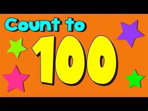 Count To 100  Count To 100 Song  Big Numbers  Educat Doovi