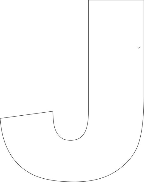 printable upper case alphabet template printable