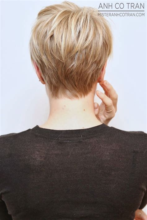 Die Besten 25 Kurzhaarschnitt Langer Nacken Ideen Auf Pinterest