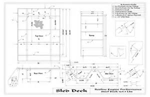 sled deck plans plans diy free wooden flat bottom boat free woodworking ideas