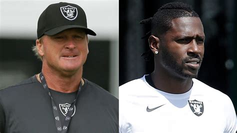 Gruden: Can't get 'party started' minus Antonio Brown