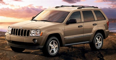 cherokee jeep 2005 2005 jeep grand cherokee wk pictures information and