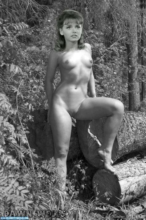 Dawn Wells Nude Body Tits 003