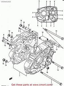 Suzuki Dr650r 1990  L   E2 E4 E15 E16 E17 E18 E21 E22 E24