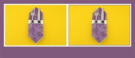papierservietten falten bestecktasche papierservietten falten figuren falten aus papierservietten faltanleitungen mit fotos