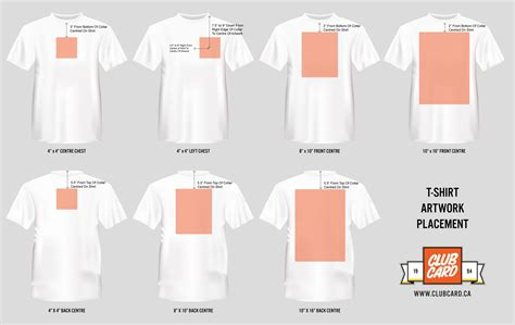 Tshirt Wording Template by Custom Full Color T Shirt Printing Clubcard Printing