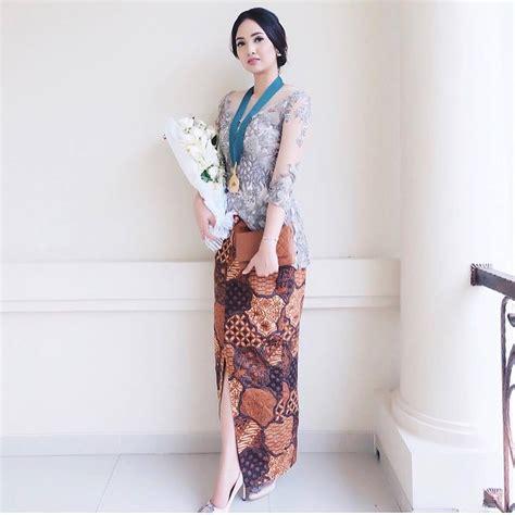 model kebaya wisuda terbaru  model baju muslimah