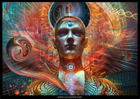 Digital Painting Archives  Louis Dyer Visionary Digital