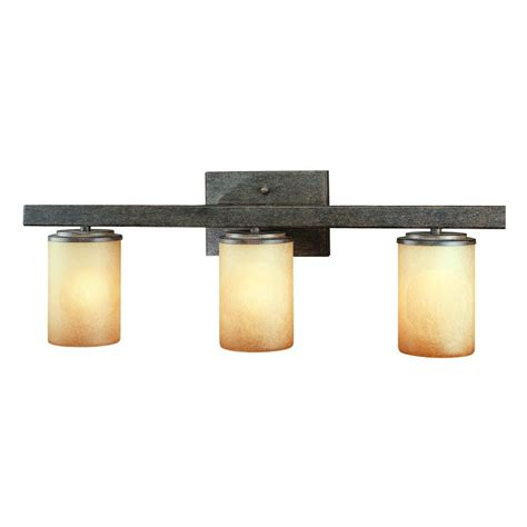 hton bay vanity light hton bay alta loma 3 light dark ridge bronze bath light