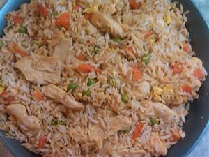 Michele's Woman CaveChicken Fried Rice