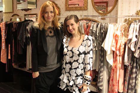 lady  visits   fleur wood store  gpo  fashion