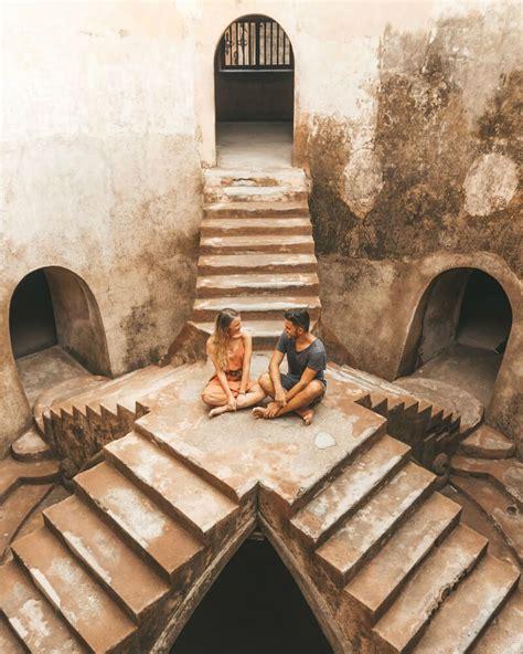 taman sari yogyakarta berburu fotografi  kastil raja