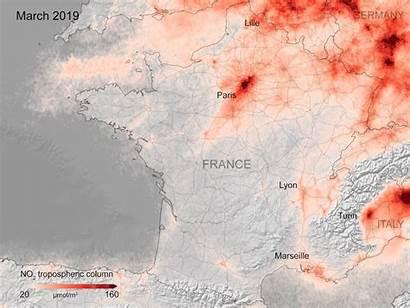 Pollution Coronavirus Air Europe Concentrations European Lockdown