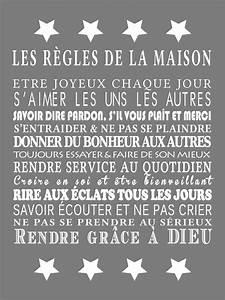 Regle De La Maison A Imprimer : regle de la maison super nanny a imprimer ventana blog ~ Dode.kayakingforconservation.com Idées de Décoration