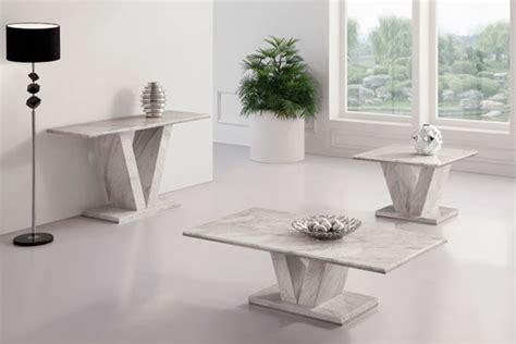 hera white grey marble  leg console hall sofa table