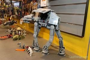 LEGO Star Wars AT-AT 75054 Pics And Details