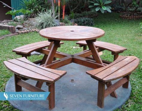 gaya desain kursi taman kayu  besi renovasi rumahnet