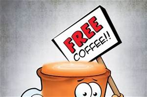 Pin Coffee-free-the-love-resolution-1366x768-wallpaper ...
