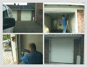 Garagentor Einbau Firmen : garagentor mit einbau condoor garagentor iso ral mittelsicke glatt mit kunststoff schwarz und ~ Orissabook.com Haus und Dekorationen