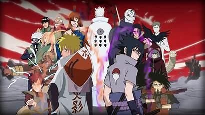 Naruto Characters Wallpapers Shippuden 1080p Wallpapertag