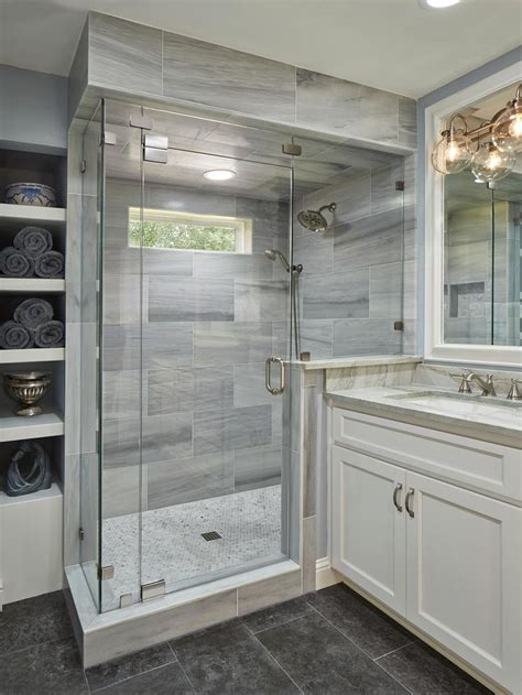 bathroom subway tile designs best 25 bathroom showers ideas on master