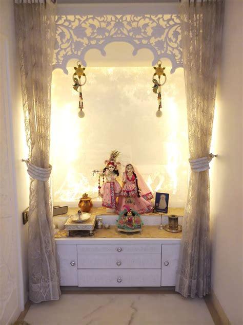 white prayer room  yellow  lighting  sumita