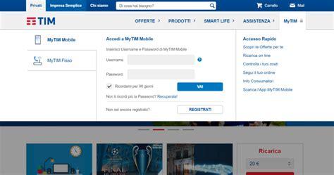contatti tim mobile servizio assistenza clienti tim telecom italia