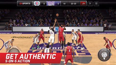 nba live scores mobile nba live mobile basketball unlocked android apk mods