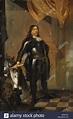 Portrait du roi Charles X Gustave de Suède (1622-1660 ...