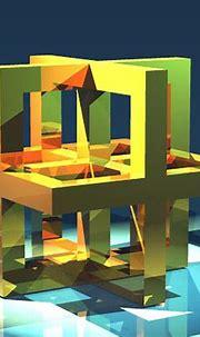 3Ds Max Leonardo Da Vinci Cube - 3D Model   Leonardo da ...