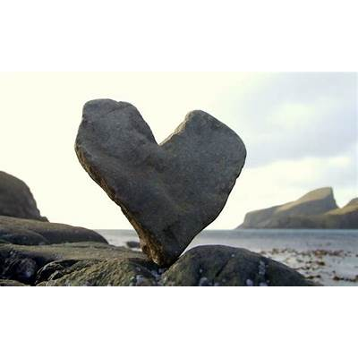 Fair Isle: Hearts in Nature - Happy Valentine's Day!