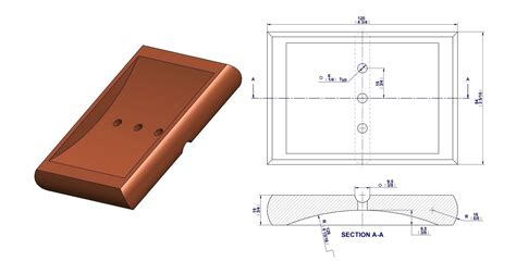 wooden soap dish plans