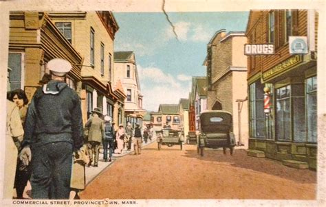 contest to win antique provincetown postcard