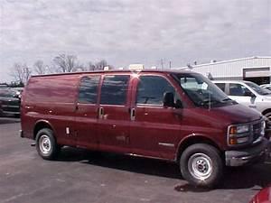 1999 Gmc Savana 3500 Extended Cargo Van
