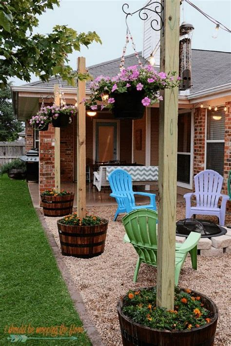 Decorating Ideas Cheap by Best 25 Backyard Decorations Ideas On