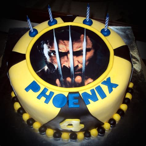 delanas cakes wolverine cake