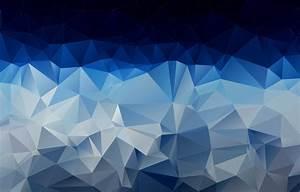Wallpaper, Illustration, Minimalism, Symmetry, Blue, Triangle, Pattern, Gradient, Texture