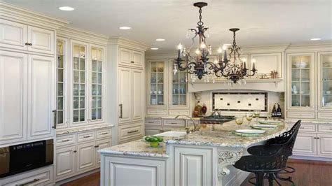 Antique kitchen island, french country kitchen ideas white