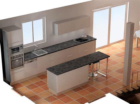 ilot cuisine design ilot cuisine niveaux denis 32 ilot de