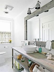 decoration de salle de bain country pour creer ce look a With salle de bain design avec décoration soirée country