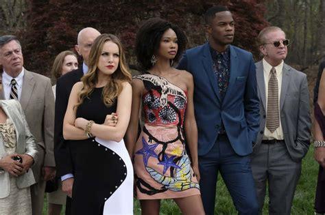 Dynasty Season 1 Episode 1 Photos Pilot