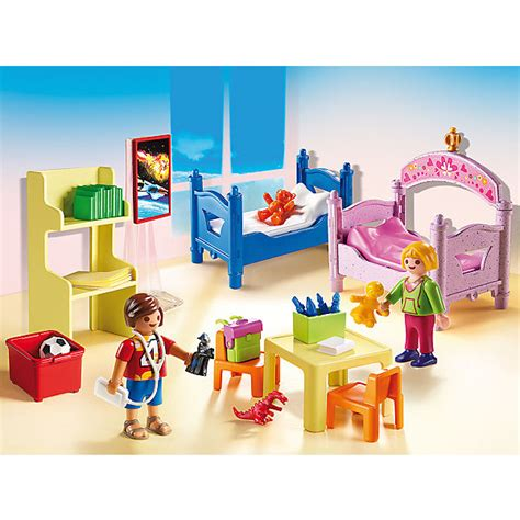 Playmobil® 5306 Buntes Kinderzimmer, Playmobil City Life
