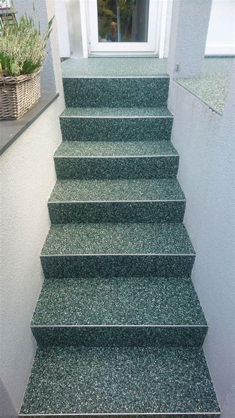 steinteppich treppe außen steinteppich treppe steinteppich in nrw